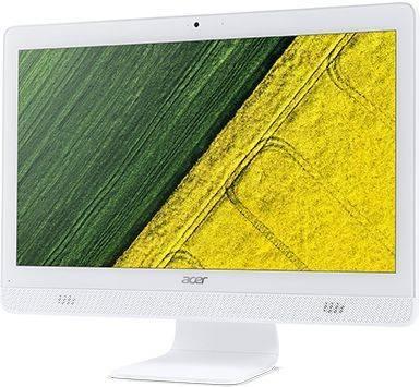 """Моноблок 19.5"""" Acer Aspire C20-720 белый (DQ.B6XER.014) - фото 2"""