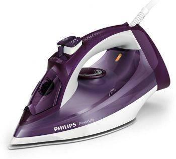 Утюг Philips PowerLife GC2995/30 фиолетовый/белый