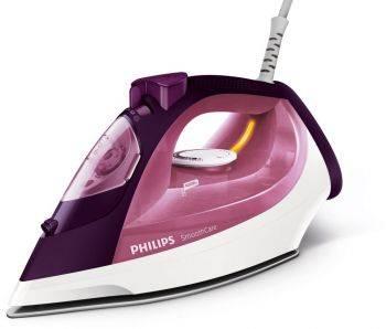 Утюг Philips SmoothCare GC3581/30 фиолетовый/белый