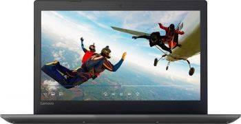 "Ноутбук 15.6"" Lenovo IdeaPad 320-15IAP черный (80XR00WERK)"