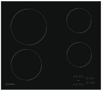 Варочная поверхность Indesit RI 161 C черный