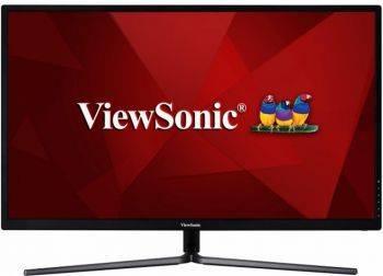 """Монитор 32"""" ViewSonic VX3211-2K-MHD черный (VS17000)"""