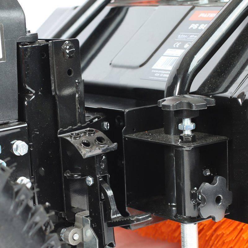 Снегоуборщик бензиновый Patriot PS 888 S - фото 8