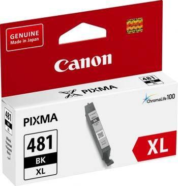 Картридж струйный Canon CLI-481XL BK черный (2047C001)
