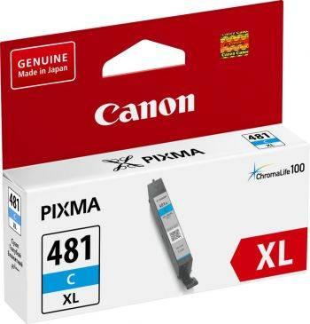 Картридж Canon CLI-481XL C голубой (2044c001)