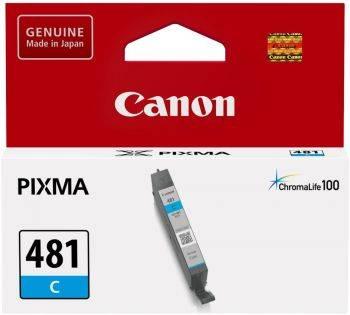Картридж Canon CLI-481 C голубой (2098C001)