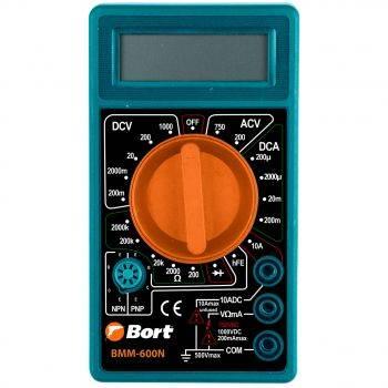 Мультиметр Bort BMM-600N (91271167)
