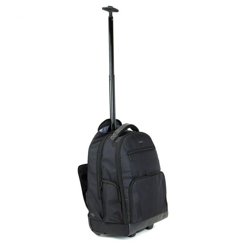 """Рюкзак для ноутбука 15.6"""" Targus TSB700EU черный - фото 6"""