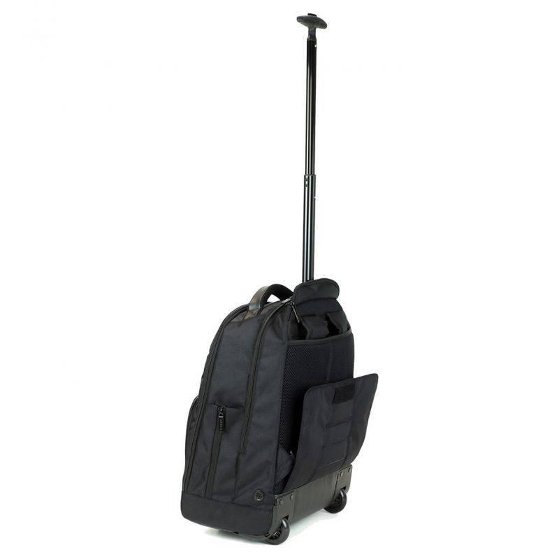 """Рюкзак для ноутбука 15.6"""" Targus TSB700EU черный - фото 8"""