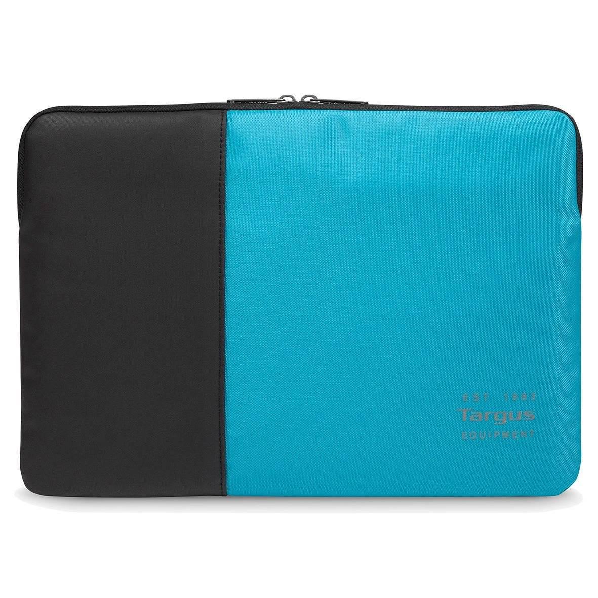 """Чехол для ноутбука 15.6"""" Targus TSS95102EU черный/синий - фото 1"""
