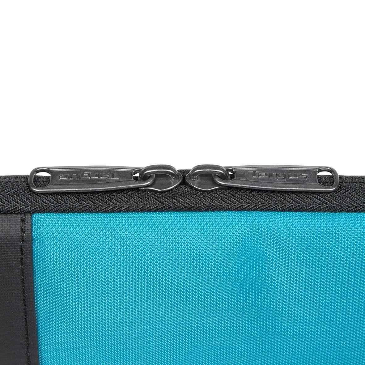 """Чехол для ноутбука 15.6"""" Targus TSS95102EU черный/синий - фото 5"""