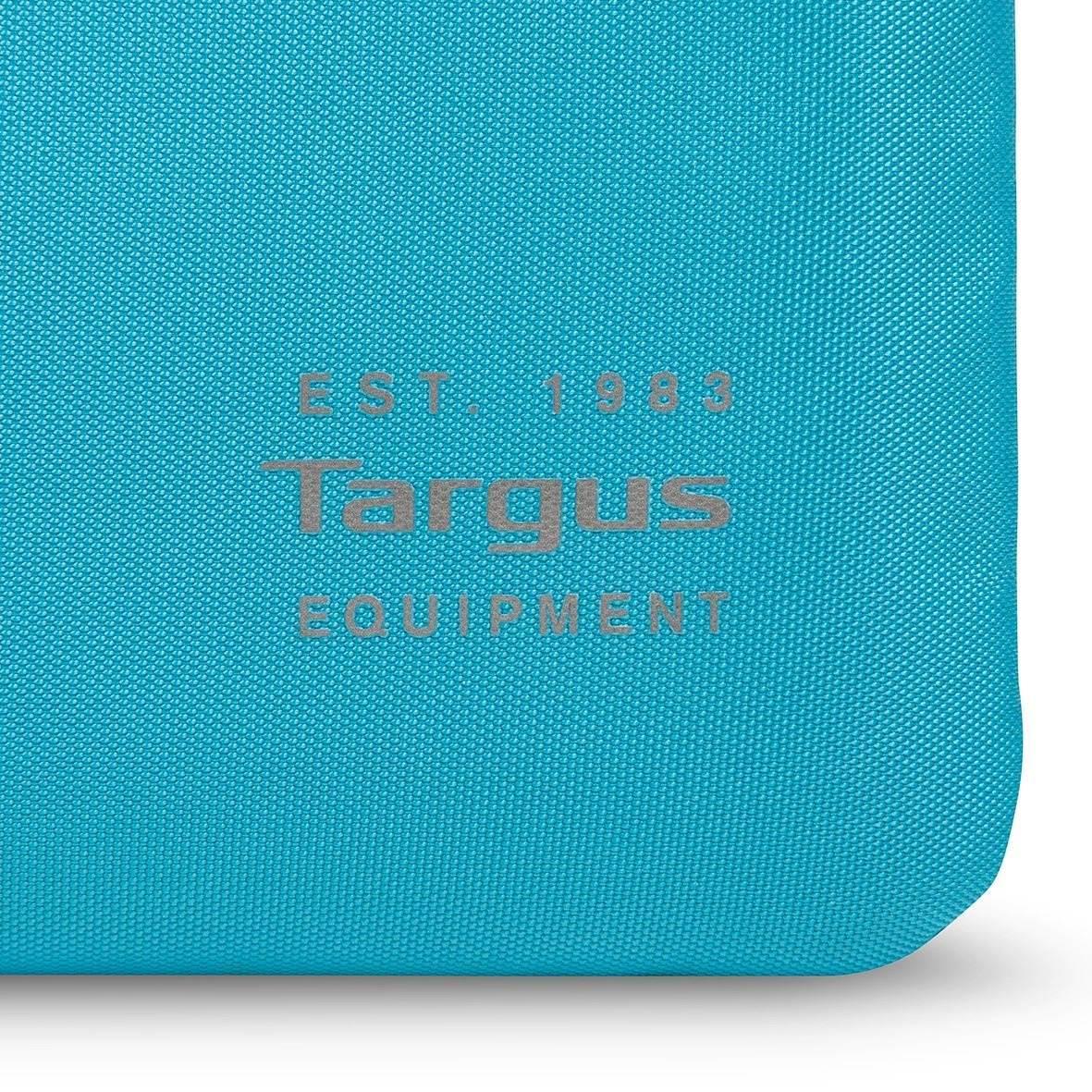 """Чехол для ноутбука 15.6"""" Targus TSS95102EU черный/синий - фото 6"""