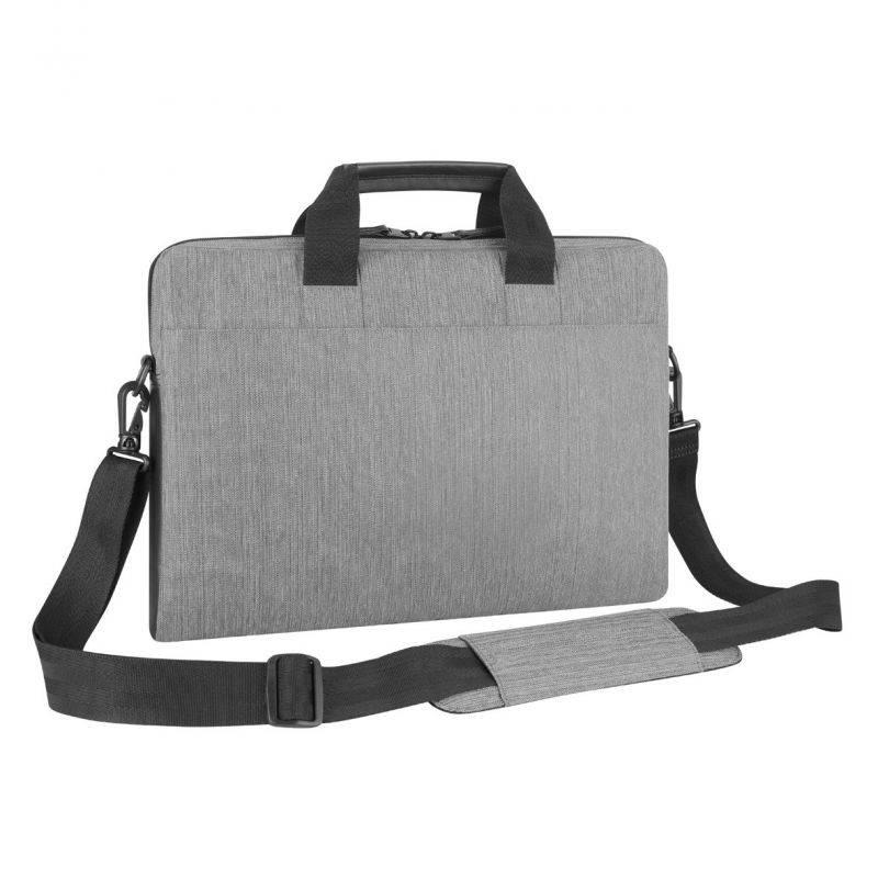 "Сумка для ноутбука 16"" Targus TSS59404EU серый - фото 4"