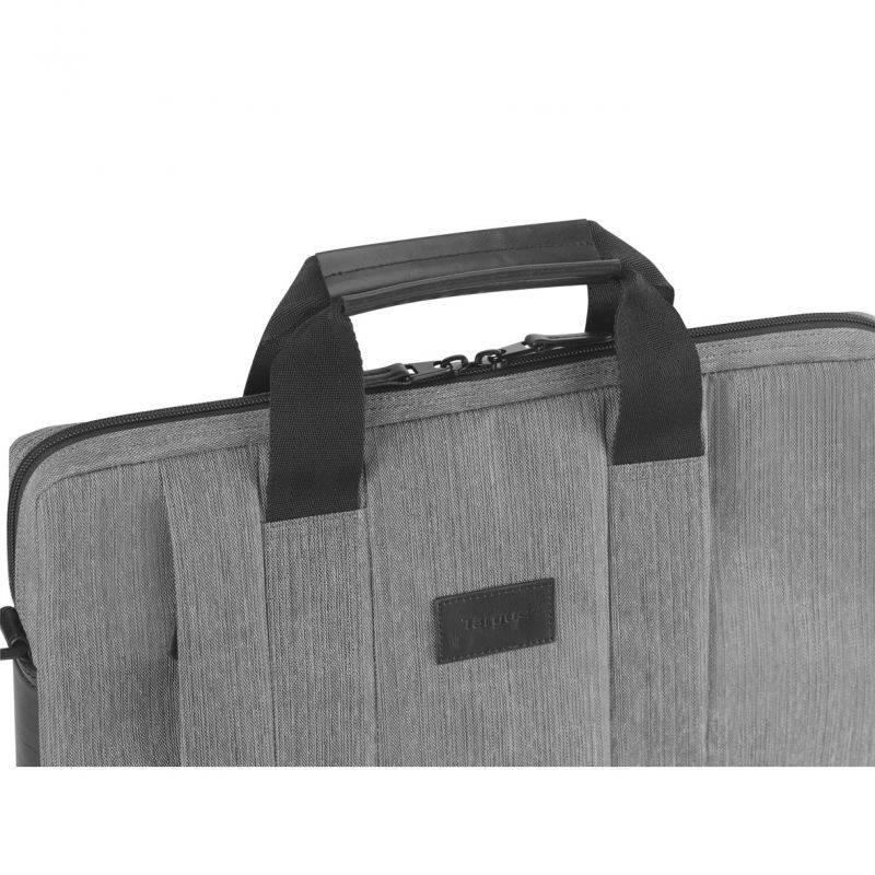 "Сумка для ноутбука 16"" Targus TSS59404EU серый - фото 7"