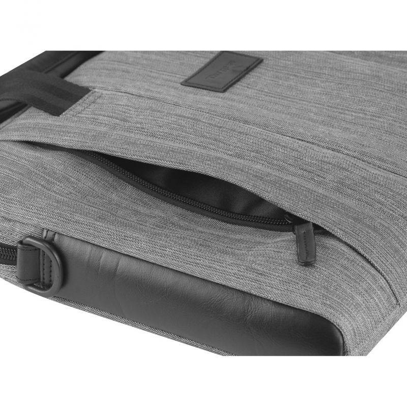 "Сумка для ноутбука 16"" Targus TSS59404EU серый - фото 8"