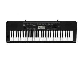 Синтезатор Casio CTK-3500 черный
