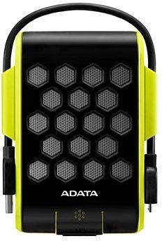 Внешний жесткий диск 1Tb A-Data HD720 DashDrive Durable зеленый USB 3.0