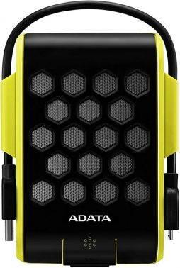 Внешний жесткий диск 2Tb A-Data HD720 DashDrive Durable зеленый USB 3.0