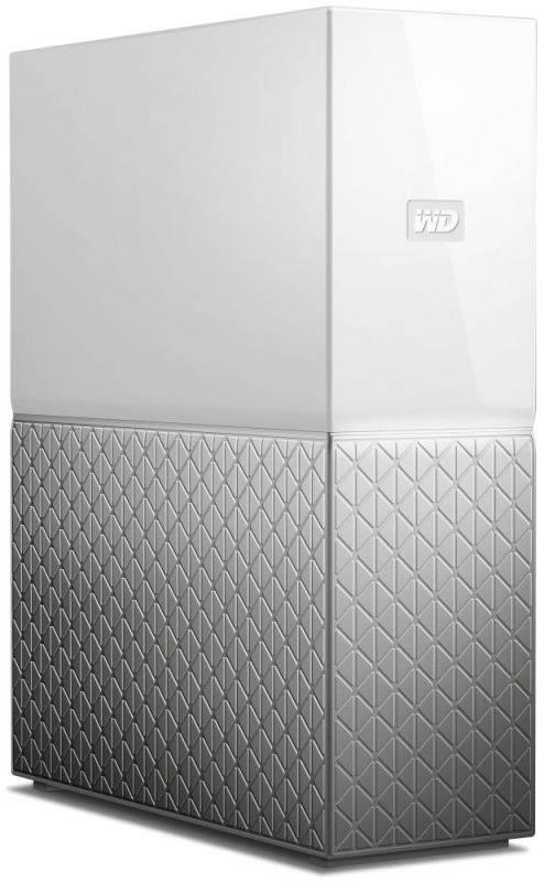 Сетевое хранилище NAS WD 3Tb WDBVXC0030HWT-EESN белый - фото 2