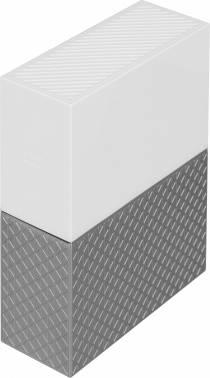 Сетевое хранилище NAS WD 4Tb WDBVXC0040HWT-EESN серебристый