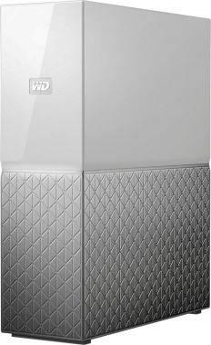 Сетевое хранилище NAS WD 6Tb WDBVXC0060HWT-EESN серебристый