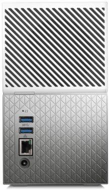 Сетевое хранилище NAS WD 8Tb WDBMUT0080JWT-EESN белый