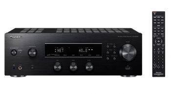 Ресивер AV Pioneer SX-N30AE-B стерео черный