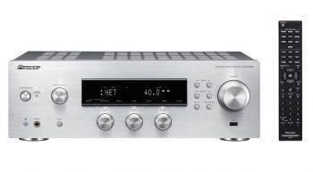 Ресивер AV Pioneer SX-N30AE-S стерео серебристый