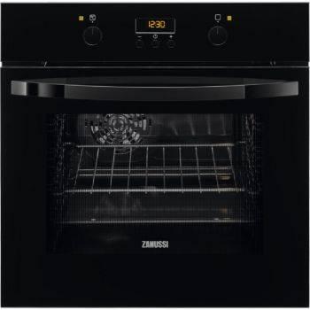 Духовой шкаф электрический Zanussi OPZA4210B черный