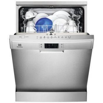 Посудомоечная машина Electrolux ESF9552LOX серебристый