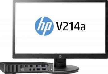 Системный блок HP 260 G2 черный (3EB89ES)