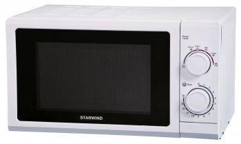 СВЧ-печь Starwind SMW3217 белый (SMW3217_G)