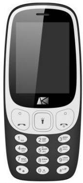 Мобильный телефон ARK U243 черный