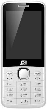 Мобильный телефон ARK U281 белый