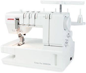 Распошивальная машина Janome CoverPro 2000 CPX (COVERPRO 2000 CPX)