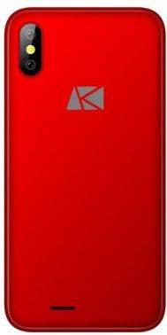 Смартфон ARK Benefit S504 4ГБ красный