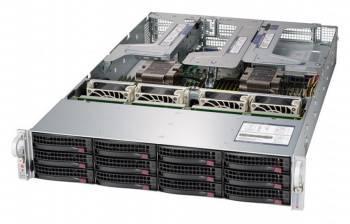 Платформа SuperMicro SSG-6029P-E1CR12H