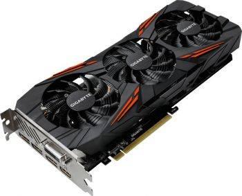 Видеокарта Gigabyte GeForce GTX 1070TI 8192 МБ (GV-N107TGAMING-8GD)
