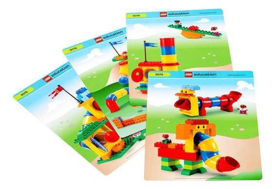 Конструктор Lego Education Duplo Набор с трубками [9076] - фото 2