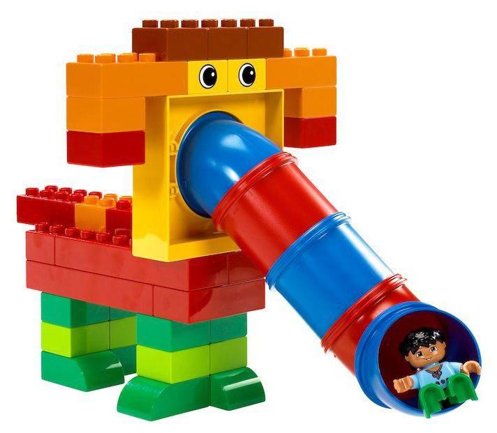 Конструктор Lego Education Duplo Набор с трубками [9076] - фото 3