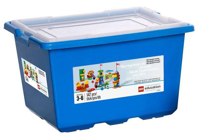 Конструктор Lego Education Duplo Набор с трубками [9076] - фото 5