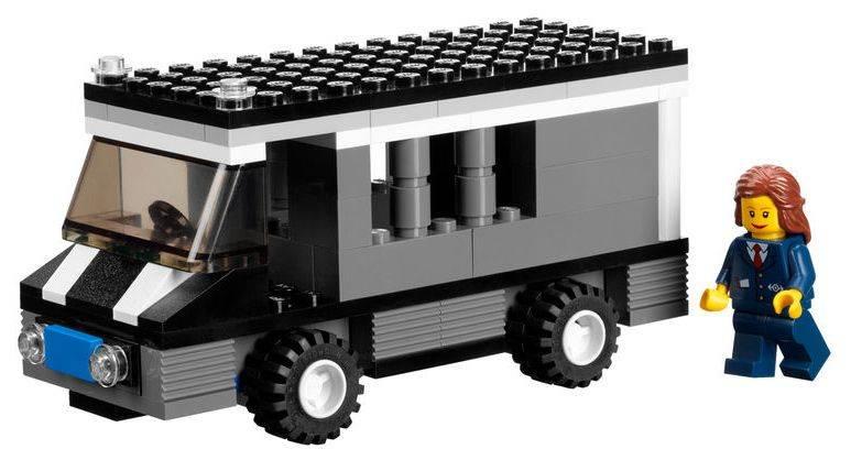 Конструктор Lego Education Творческое развитие Общественный и муниципальный транспорт [9333] - фото 2