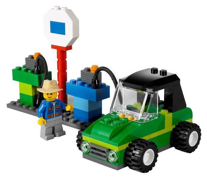Конструктор Lego Education Творческое развитие Общественный и муниципальный транспорт [9333] - фото 3