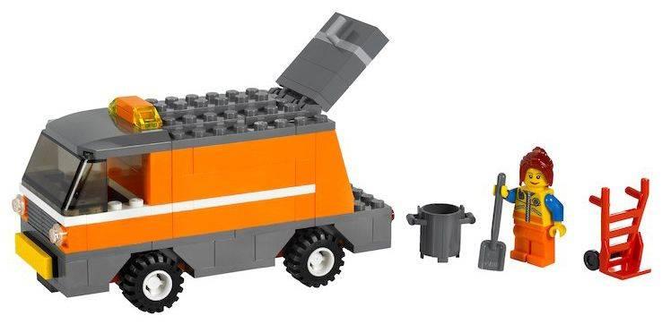 Конструктор Lego Education Творческое развитие Общественный и муниципальный транспорт [9333] - фото 4