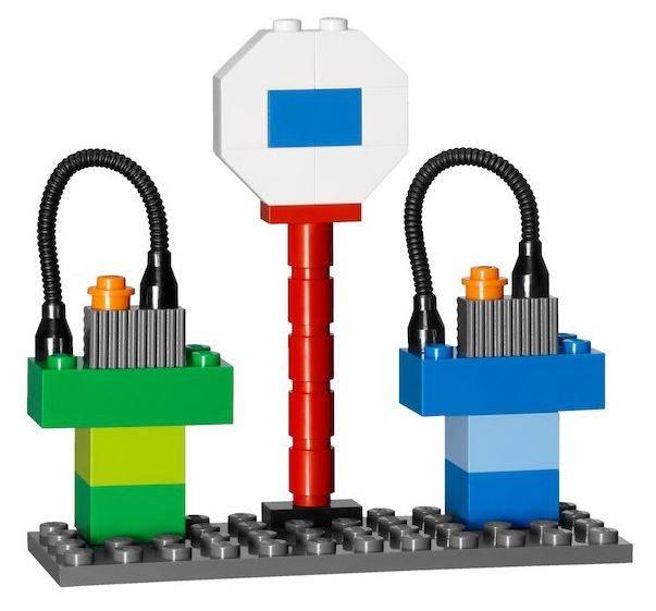 Конструктор Lego Education Творческое развитие Общественный и муниципальный транспорт [9333] - фото 5
