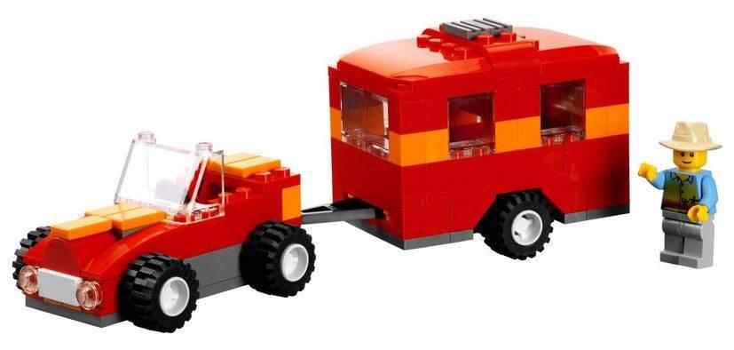 Конструктор Lego Education Творческое развитие Общественный и муниципальный транспорт [9333] - фото 6
