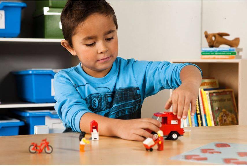 Конструктор Lego Education Творческое развитие Общественный и муниципальный транспорт [9333] - фото 9