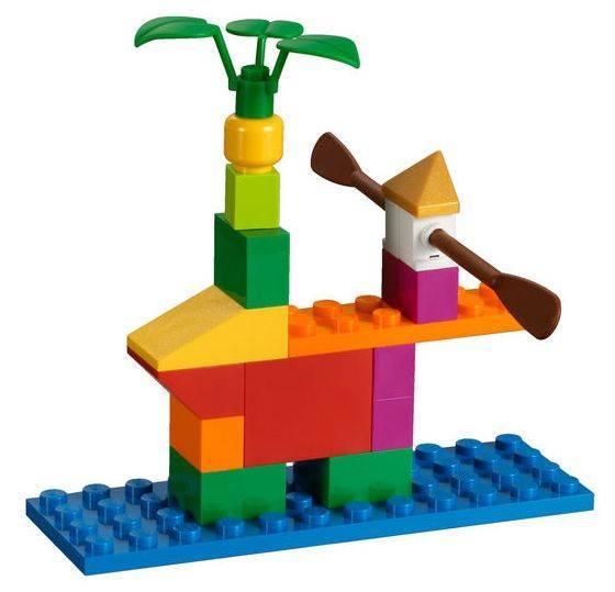 Конструктор Lego Education Раннее языковое развитие Декорации [9385] - фото 5