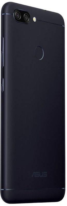 Смартфон Asus ZenFone Max Plus M1 ZB570TL 32ГБ черный (90AX0181-M00080) - фото 6