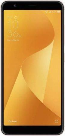 Смартфон Asus ZenFone Max Plus M1 ZB570TL 32ГБ золотистый (90AX0183-M00100) - фото 1